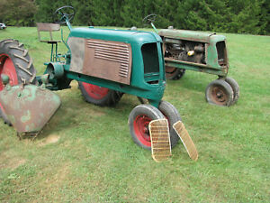Oliver 60 Row Crop Tractor Lot Parts