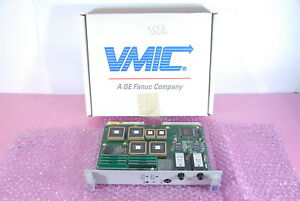 Ge Fanuc Vmic Vmivme 5588 High speed Reflective Memory W Interrupts Vme Bus New