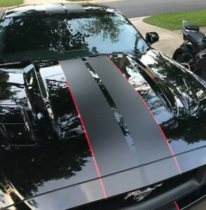 Racing Rally Stripe Stripes Graphics Fit Any Ford Mustang Gt 5 0 Cobra Saleen Gt