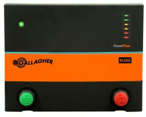 Gallagher M300 3 0 Joule Electric Fence Charger
