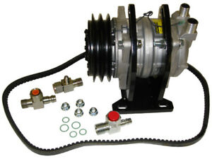 Amx10198 Compressor Conversion Kit For New Holland Tr86 Combine