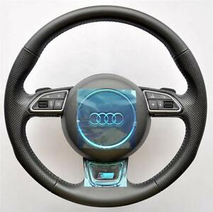 New 2016 Audi S Line A3 S3 8v Q3 Rs A1 Steering Wheel Dsg Paddles Multifunction