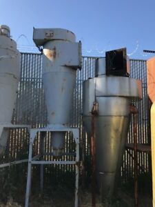 Cyclone Cyclonic Industrial Dust Collector