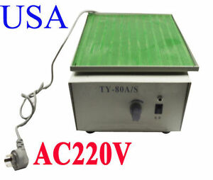 Adjustable Speed Oscillator Orbital Rotator Shaker Lab Destaining 220v Equipment