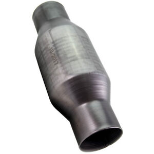 410250 2 5 Inch Universal High Flow Stainless Catalytic Converter 1 Performance