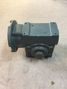 Dodge Tigear Size 35 Right Angle Gear Drive 15 1 Ratio Speed Reducer