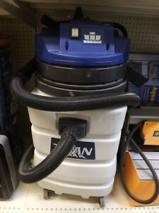 Windsor Titan Wet Dry Commercial Vacuum Shop Vac