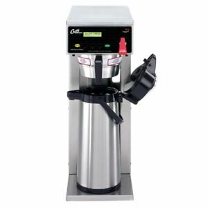Wilbur Curtis G3 Single 2 2l 2 5l Airpot Commercial Espresso Brewer