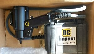 New Dc Impact Wrench Electric Portable Rechargeable 1 2 Drive 151700692 Military