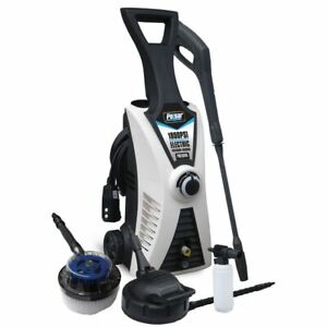 Pulsar 1800 Psi 1 6 Gpm Electric Cold Water Pressure Washer Pwe1801k