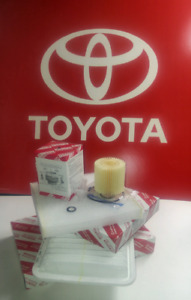 Genuine Toyota Tacoma Air Cabin Oil Filter