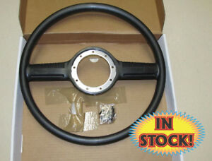 Lecarra Lec72000 Mark 10 Classic 15 Steering Wheel Unpainted