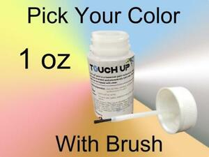 Touch Up Paint Kit W Brush Multiple Colors For Toyota Automobile 1 Ounce
