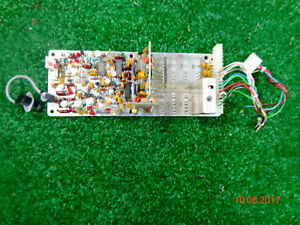 Ge Mastr Ii Master Vhf Radio Repeater Exciter Board W icom Pl19d423249g2 A35