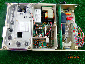 Ge Mastr Ii Master Vhf Repeater Receive Tray Assembly Pl19d416693g2 W icom