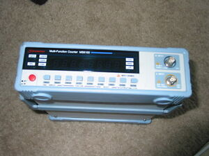 Ms 6100 Bench Frequency Counter