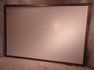 Large Victorian 0ak Grained Frame 29x43 Holds 27x41 Molding 1 1 4