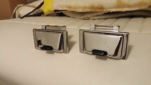 1951 Mercury Coupe Interior Quarter Ashtrays