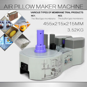 110v Air Pillow Cushion Bubble Wrap Maker Machine Wiair 1000 free Air Pillow