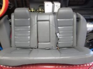 2005 10 Magnum 300 Charger Leather Seats Front Bucket Backseat Interior Set Gr