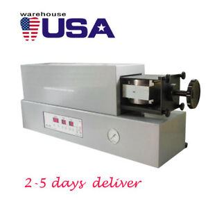 Us Stock Dental Automatic Flexible Removable Denture Injection System With Flask