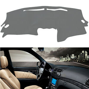 Dash Cover Mat Dashboard Pad For 2007 2012 Nissan Altima Fit Us Version Gray