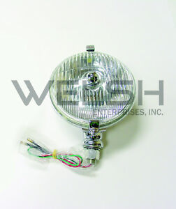 Lucas Sft576 5 3 4 Fluted Driving Light Free Shipping