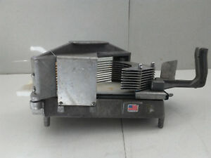 Nemco Commercial Tomato Slicer Working Condition 1 4 Made In U s a