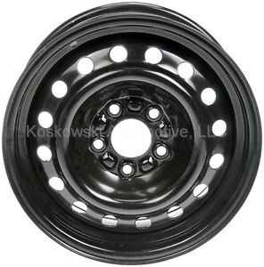 Chevy Malibu Steel Wheel 15 Inch 9593961 04 05 06 07 08 Dorman 939 180