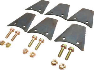 47796266 Straw Chopper Blade Kit For Case Ih 7240 8240 9240 Combines
