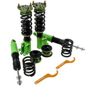 Coilovers Kits For Honda Civic 2006 11 Lx Ex Si Fa5 Fg2 Fg1 Shock Absorbers