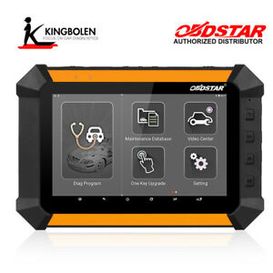 Obdstar X300 Dp Tablet Auto Key Programmer Immobilizer Mileage Adjustment Tool