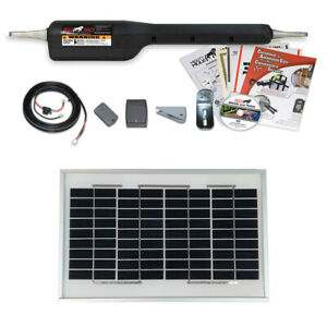 Mighty Mule Mm360 5 Watt Solar Package Medium Duty Single Gate Opener