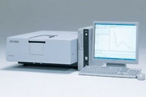 Shimadzu Double Monochromator Uv 2550pc Spectrophotometer