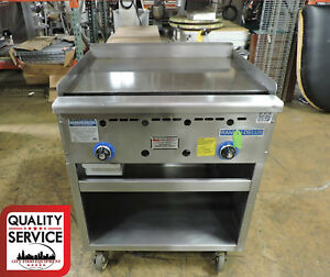 Rankin delux Gt 30 fss c Commercial Thermostatic Gas Griddle