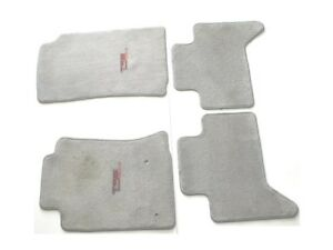 05 06 07 08 09 10 11 Toyota Tacoma Double Cab Gray Carpet Floor Mats Rugs Set 3