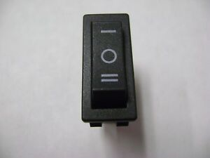 Nmd Brand Canal Rh Series 3 Position On off on Rocker Switch Rs606