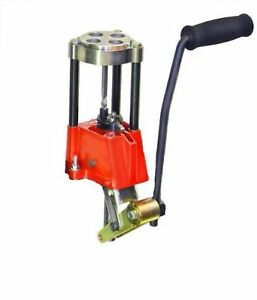 Lee Cast Aluminum 4 Hole Turret Press with Auto Index Md: 90932