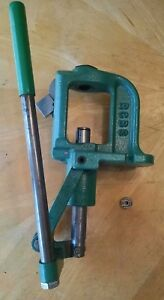 RCBS Rock Chucker RCII Single Stage Reloading Press Primer Arm #4 Shell Holder
