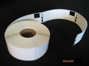 24 Rolls 350pcs r Dymo Comp 30252 Address Labels 1 1 8 X 3 1 2