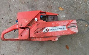 Husqvarna 3120k Concrete Saw