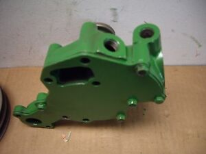 John Deere Water Pump Yanmar Engine 770 790 997 1445 1545 2072r 3005 7200