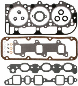 1965 May1969 Fits Ford Tractor 201 Diesel 3 Cyl Victor Reinz Full Gasket Set