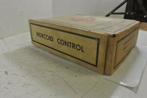 Mercoid Switch Dr 31 3l9 Mercoid Control Switch Used