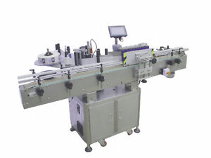 Mt 200 Automatic Round Sticker Bottle Labeling Machine Vertical Type By Sea