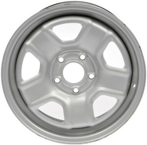 Jeep Patriot New Steel Wheel 16 Inch Compass 07 15 Yx87s4aaa Dorman 939 168