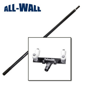 Columbia Drywall Outside 90 degree Corner Bead Roller W 46 Aluminum Handle
