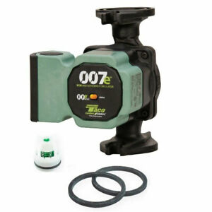 Taco 007e High Efficiency Circulator Pump Variable Speed 120 Volts