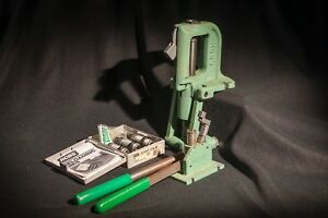 RCBS Reloading Press with 357 Magnum Dies and Primer Press