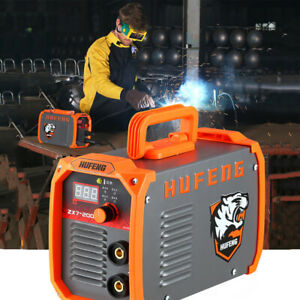 Portable Welding Machine 220v 200amp Tig Arc Mma Stick Igbt Dc Inverter Welder